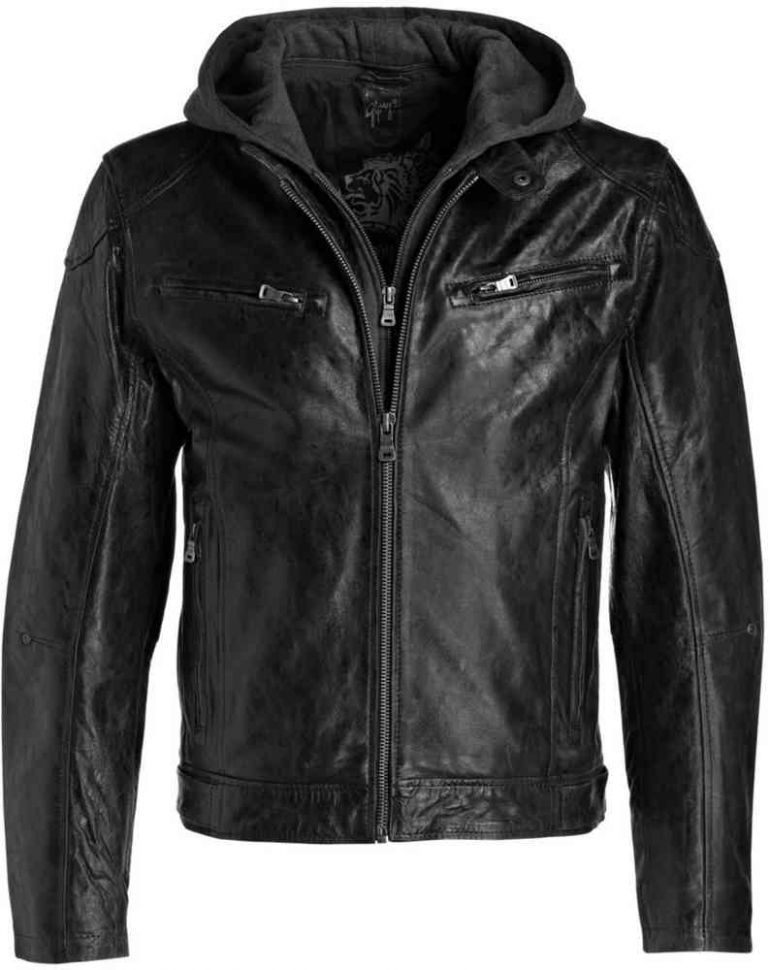 кожаные куртки с капюшоном мужские фото нашей коллекции размещены